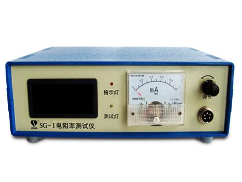 电阻率测试仪器